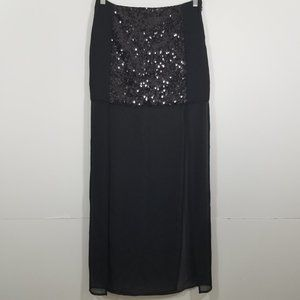 NWT 2B Bebe Sequins Skirts Size M